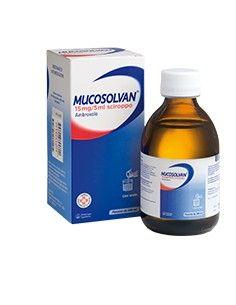 Mucosolvan Sciroppo 200 ml 15mg/5ml - Aroma Frutti Di Bosco
