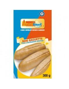 Aminò Happy D Mini Baguette 4 porzioni da 75 gr