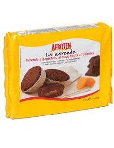 Aproten Merendina ipoproteica Cacao e Albicocca 4pz.