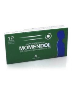 Momendol 220 12 Compresse Rivestite 220 mg
