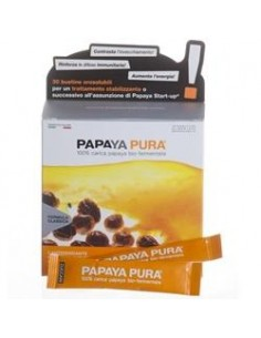 Papaya Pura 30 stick-pack da 3 g