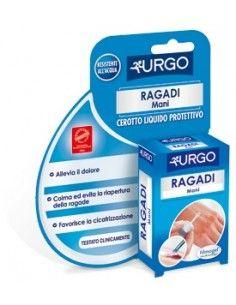 Urgo Ragadi Mani - Cerotto liquido protettivo Flacone da 3,25 ml
