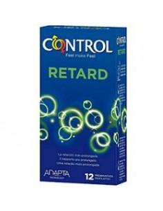 Control Retard - Preservativi ritardanti Confezione da 6 pezzi