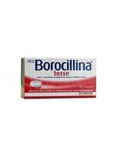 Neo Borocillina Tosse 20 pastiglie