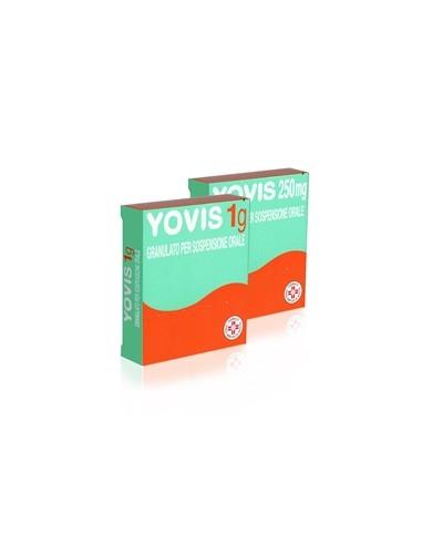 Yovis Os 10 Bustine Granulare