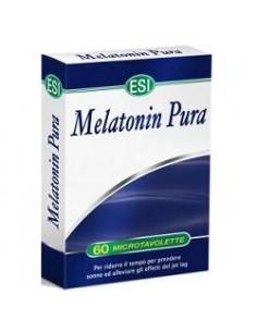 Melatonin Pura Confezione da 60  microtavolette in blister