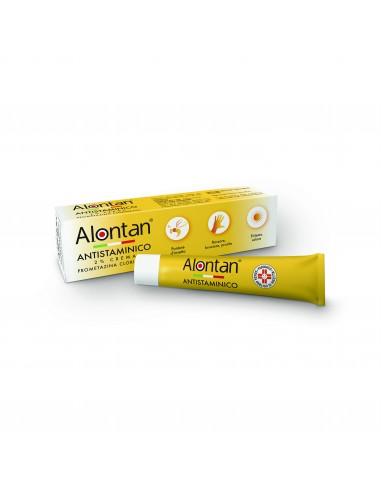 Alontan Antistaminico Crema - Prometazina Cloridrato 1 tubo da 30 g