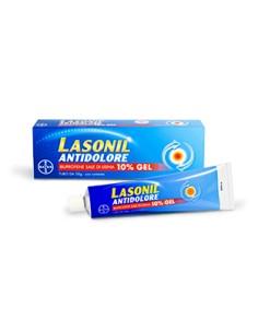 Lasonil Antidolore Gel 50g 10 %
