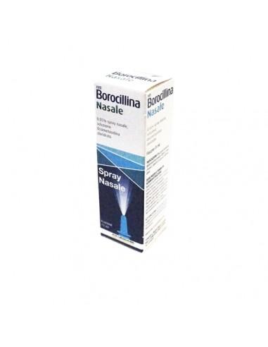 Neo Borocillina Spray Nasale - 0,05% Ossimetazolina Cloridrato Flacone da 15 ml
