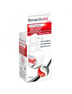 BenactivDol Gola - Spray 15ml 0,25%