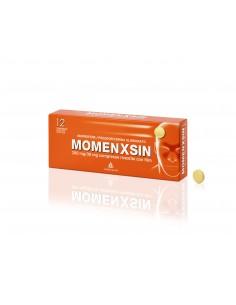 MOMENXSIN 12 compresse rivestite con film