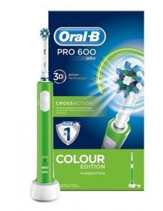 ORAL-B Professional Care - Spazzolino Elettrico Spazzolino elettrico Oral-B PRO 600  CrossAction