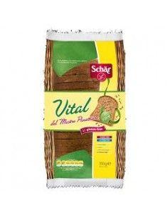 Schär Vital del Mastro Panettiere Senza Glutine - Confezione da 350 gr