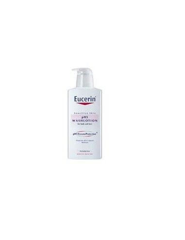 Eucerin pH 5 Detergente Fluido - Pelle Sensibile Flacone da 200 ml