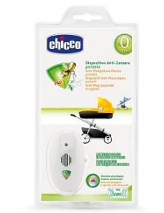 Chicco Zzzzz No – Dispositivo Anti-zanzare Portatile ad Ultrasuoni 1 dispositivo