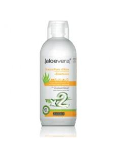 Zuccari [aloevera]² - Succo Puro d'Aloe + Enertonici Flacone da 1 litro
