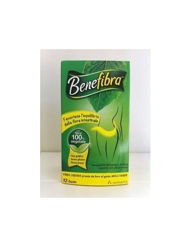 BeneFibra Bustine Fibra liquida 12 Buste