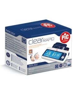 Pic Solution Clear Rapid - Misuratore di pressione digitale 1 misuratore di pressione digitale