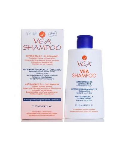 VEA SHAMPOO - Antiforfora Z.P. Olio Shampoo Flacone 125 ml