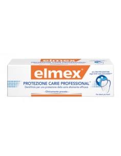 Elmex Dentifricio Protezione Carie Professional Tubo da 75 ml