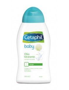 Cetaphil BABY Olio Idratante Flacone da 300 ml