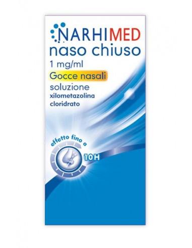 Narhimed Na Ch Adulti Gocce Rin 10 ml