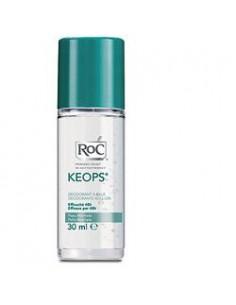 Roc Keops Deodorante Roll-on Roll-on da 30 ml