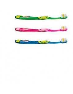 Elmex Spazzolino Junior New - Morbido per Bambini 6-12 anni 1 spazzolino