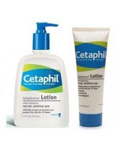 Cetaphil RestoraDerm D.A. Fluido Ultra Idratante - Pelli Secche e Molto Secche Flacone da 470 ml