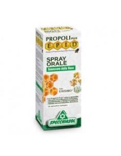 Propoli Spray Mal di Gola - Propoli Plus E.P.I.D Erisimo Flacone spray da 15 ml