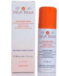 VEA BUA Olio Base Spray Bomboletta da 50 ml