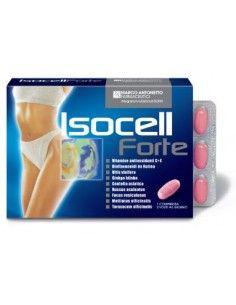 Isocell Forte Integratore contro Inestetismi della Cellulite 40 compresse da 0,925 g