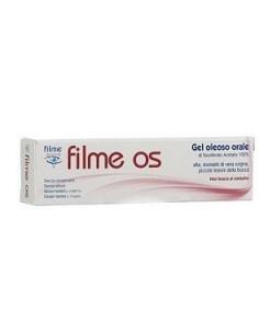 Filme Os Afte - Gel oleoso orale di Tocoferolo Acetato Tubetto con applicatore da 8 ml