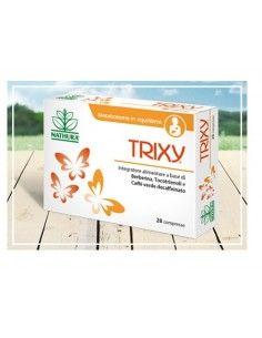 Trixy ® - Integratore Colesterolo e trigliceridi alti Confezione da 28 compresse