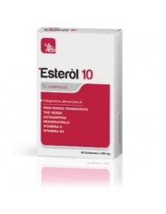 Laborest Esteròl 10 20 Compresse da 1 g cad.