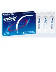 Eva/qu ® - Supposte contro la Stipsi Confezione da 12 supposte