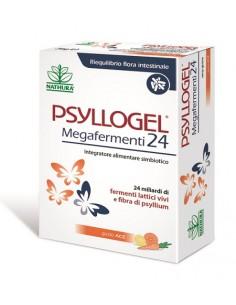 Psyllogel ® Megafermenti Astuccio da 12 bustine monodose da 3g