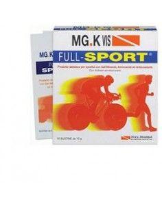 MG.K Vis Full Sport 10 bustine da 11 g