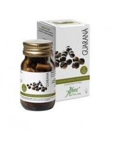 Guaranà - Integratore Aboca Flacone da 50 opercoli da 500 mg cad.