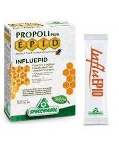 Propoli Plus Epid - INFLUEPID Sistema Immunitario Confezione da 10 bustine orosolubili