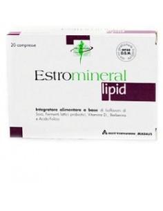 Estromineral Lipid Confezione da 20 compresse