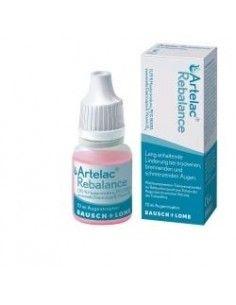 Artelac Rebalance - Supplemento lacrimale multicomponente Soluzione oftalmica in flaconcino da 10 ml