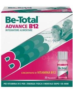 Be-total Advance B12 Confezione 30 flaconcini da 7 ml