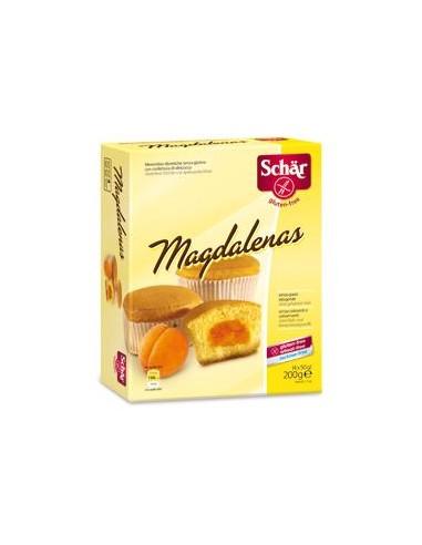 Schär Magdalenas (merendine) - Confezione da 200 g (4x 50 g)