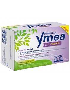 Ymea VampControl Blister da 32 capsule giorno + 32 capsule notte