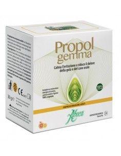 Propolgemma Compresse Orosolubili Adulti – Calma Irritazione di Gola e Cavo Orale 20 compresse orosolubili da 1,5 g ciascuna