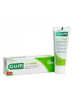 GUM Dentifricio Actival - Gengive e denti sani 1 tubetto da 75 ml