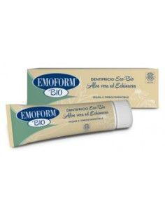 Emoform Bio Dentifricio Quotidiano Eco Bio - Vegan e Omeocompatibile Tubo da 75 ml