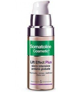 Somatoline Cosmetic Lift Effect Plus Siero Intensivo antietà globale Flacone da 30 ml