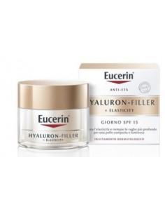 Crema Viso Giorno Eucerin Hyaluron-Filler + Elasticity Vasetto da 50 ml
